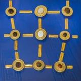 Dekorera huvudbindeln - phalars och pronizi 1st århundradeANNONS G Royaltyfri Fotografi