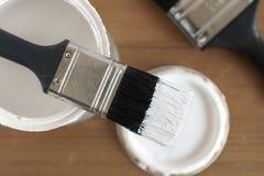 dekorera målningen arkivfoton
