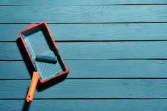 Dekorera och renoveringbegrepp arkivfoton