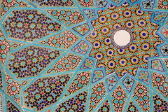 Dekorerad kupol Royaltyfri Foto