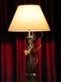 dekorerad lampa Royaltyfria Bilder