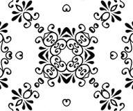dekorscroll Fotografering för Bildbyråer