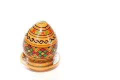 dekorujący jajko Zdjęcia Stock