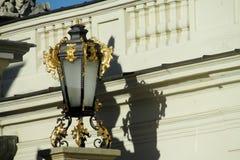 dekorująca lekka ulica Obrazy Stock