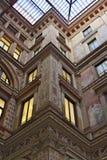 Dekorujący dom w Rzym Zdjęcia Stock