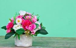 Dekorujący kwiat Zdjęcia Royalty Free