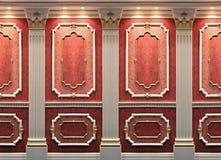 dekorvägg Royaltyfri Bild