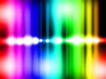 Dektop de style d'ondes hertziennes Photo libre de droits