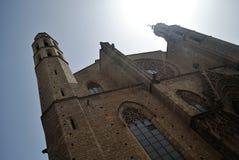 del χαλάστε το santa της Μαρίας Στοκ εικόνες με δικαίωμα ελεύθερης χρήσης