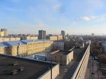 ½ del 'Ð?Ð del 'Ñ del ½ Ñ… Ð?Ñ de МаРdel ¹ del  киРdel ² Ñ del ¾ Ð del  кРdel ¾ Ñ de ÐœÐ/Moscú Manhattan Imágenes de archivo libres de regalías