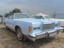 """Del """"coche retro azul sueño"""" - Fotografía de archivo libre de regalías"""