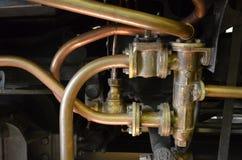Del av en gammal motor Royaltyfri Foto