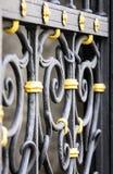 Staket royaltyfri bild