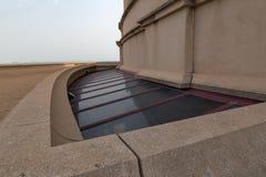 Del av fasaden av basilikan av vår dam av fred royaltyfri fotografi
