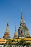 Del av templet Arkivfoto