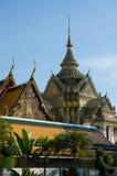 Del av templet Royaltyfri Foto