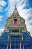 Del av templet av gryningen Royaltyfria Bilder