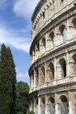 Colosseum Rome, Italien fotografering för bildbyråer