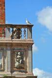 Del av Venedig Arkivbild