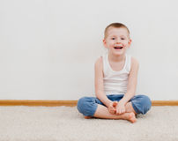 del bambino III Fotografie Stock