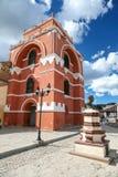 Del Carmen Arch πύργος σε SAN Cristobal de las Casas Στοκ φωτογραφία με δικαίωμα ελεύθερης χρήσης