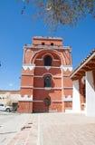 Del Carmen Arch, San cristobal de Las Casas, Chiapas, Mexico Royalty Free Stock Images