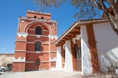 Del Carmen Arch, San cristobal de Las Casas, Chiapas, Mexico Royalty Free Stock Photos