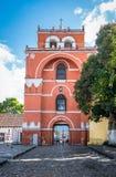 Del Carmen Arch Tower - San Cristobal de las Casas, Chiapas, Mexico Royalty Free Stock Photography