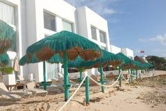 Del Carmen Tulum Mexikos Playa Lizenzfreies Stockfoto