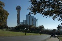 Del centro, Dallas, TX Immagine Stock