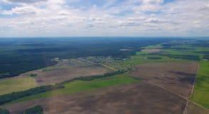 Del cielo a la tierra fotografía de archivo