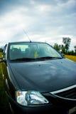 Del coche del camino Imagen de archivo