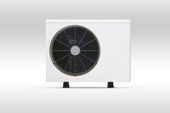 Del condizionamento d'aria del ventilconvettore unità della porta fuori Fotografia Stock Libera da Diritti