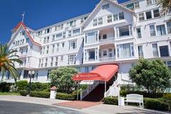 Del Coronado Hotel, San Diego USA Royalty Free Stock Image