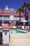 Del Coronado Hotel, San Diego USA Royalty Free Stock Images