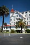 Del Coronado Hotel, San Diego USA Stock Image