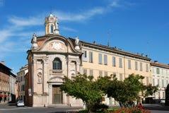 Del Cristo church. Royalty Free Stock Photos