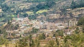 Del Diablo Trip Landscape Scene de Nariz Imagen de archivo