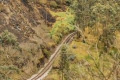 Del Diablo Trip Landscape Scene de Nariz Fotos de archivo