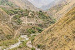Del Diablo Trip Landscape Scene de Nariz Fotografía de archivo libre de regalías
