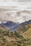Del Diablo Trip Landscape Scene de Nariz Imagen de archivo libre de regalías