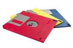 3,5 del disco blando Foto de archivo