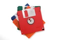 Del disco blando Imagen de archivo