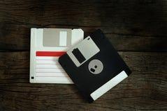 Del disco blando Imagenes de archivo