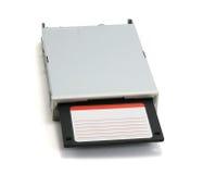 Del disco blando y mecanismo impulsor Foto de archivo libre de regalías