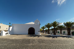 Del Ermita de San Marcial RubicÃ-³ n Lizenzfreie Stockbilder
