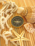 Del fante di marina vita ancora Fotografie Stock Libere da Diritti