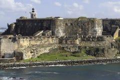 del Felipe morro SAN οχυρών Στοκ Εικόνες