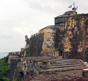 del Felipe morro SAN οχυρών Στοκ Εικόνα