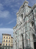 del Fiore Florence Włochy Santa Maria fotografia royalty free
